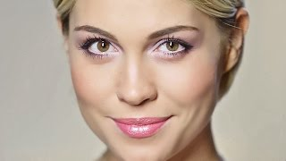 Уроки макияжа. Красивый дневной макияж