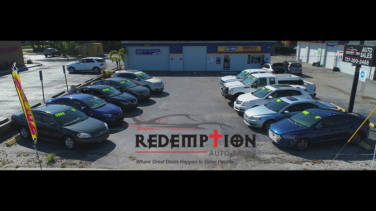 Redemption Auto Commercial