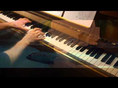 The Lion King - Can You Feel The Love Tonight - Piano (Kyle Landry Version)
