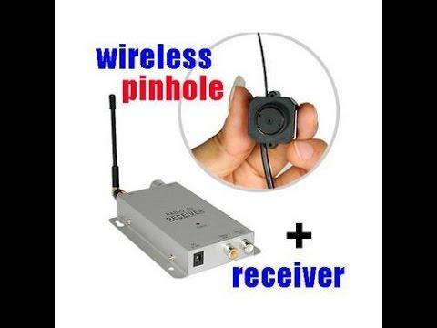 ecda7ab6928 NPC World s Smallest Wireless Spy CCTV Camera - YouTube