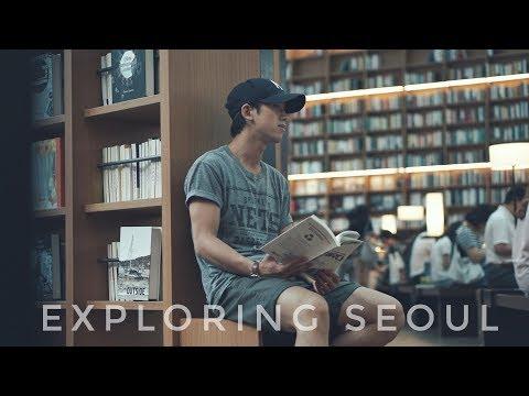 KOREA VLOG: EXPLORING NEW HOT SPOTS IN SEOUL!