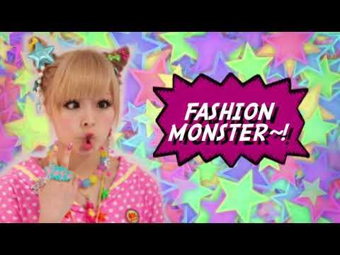 Fashion Monster (Kyary Pamyu Pamyu) Lyrics [ENG]