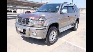 [ *** ขายไปเเล้ว *** ] รถครอบครัว7ที่นั่งในตำนาน อย่างหล่อ Toyota Sport Rider 2.5E A/T 2WD 2004