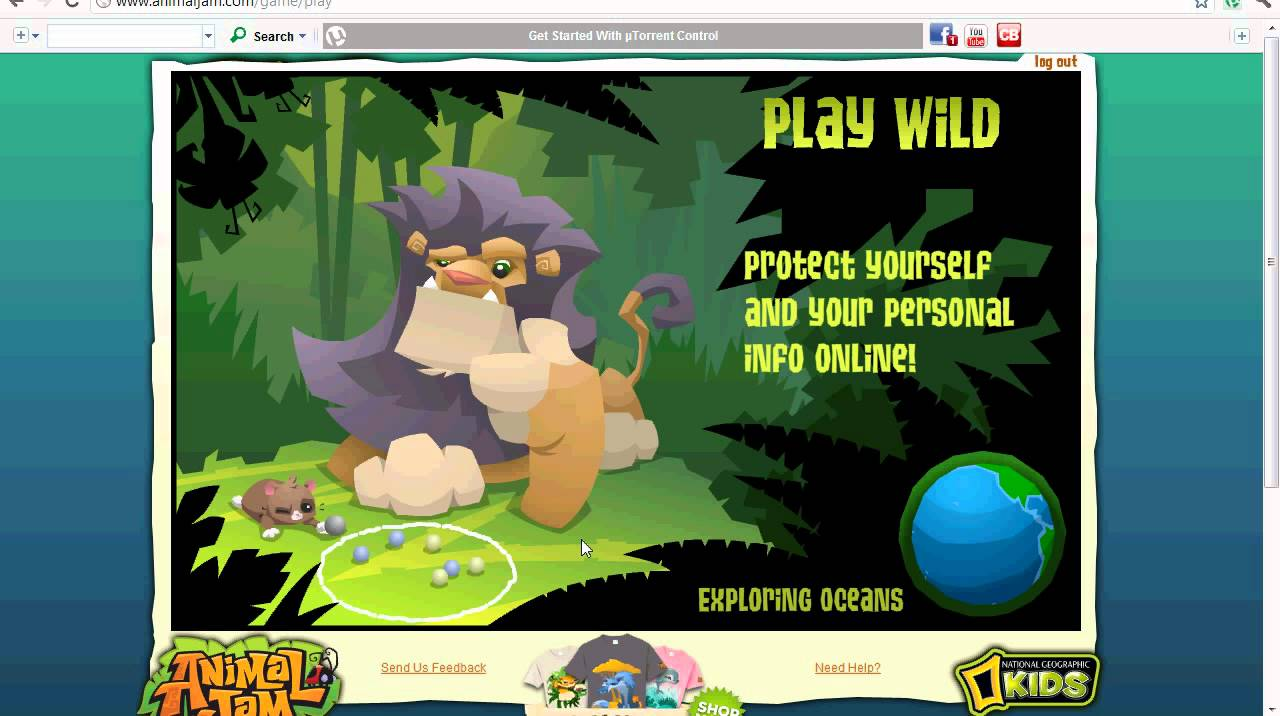Animal Jam Free accounts hack (easy) - YouTube