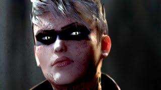 BATMAN Vs. COPPERHEAD Full Boss Fight - Batman Arkham Origins