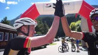 Little John Bikes Racing #4 Bike Transalp 2016 - Team Velomotion