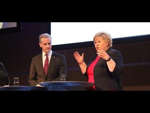 Industrikonferansen 2017: Statsministerduell