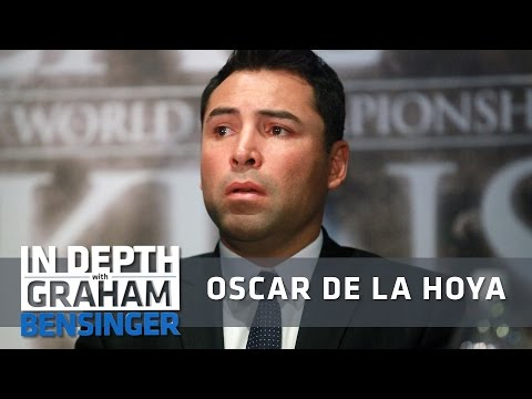 Oscar De La Hoya on addiction: My life was a lie
