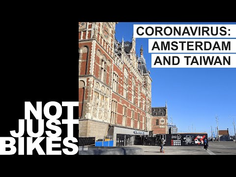 Coronavirus in Amsterdam and the Taiwan Response