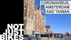 Coronavirus in Amsterdam and the Taiwan Response