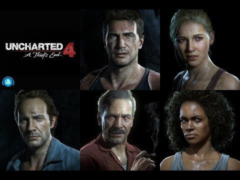 uncharted 4 #4 la tumba de avery