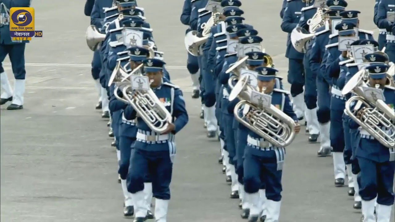 Indian Armed Forces Musical Band Concert : Indian Air Force - 5th August, 2020
