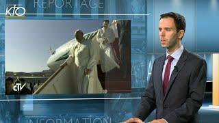 Le pape au Sri Lanka, les rapports entre l'islam et la France et l'actu de la semaine