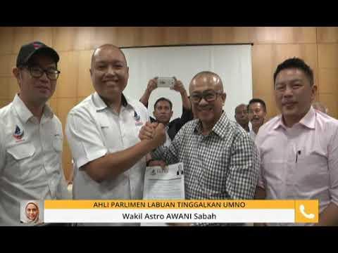Ahli Parlimen Labuan tinggalkan UMNO