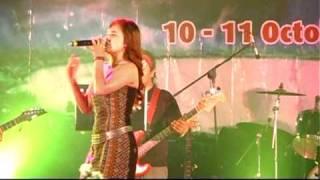 dawt hlei hniang dingdi chin modern live concert 2010 malaysia