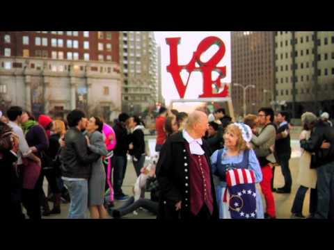 VISIT PHILADELPHIA Welcomes Visitors With Love