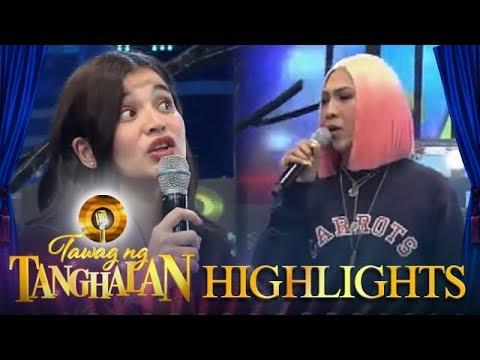 Tawag ng Tanghalan: Vice Ganda asks Anne about the 'Larong bata'