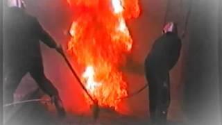 Koksverket Mo i Rana 1986