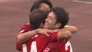 2017年10月1日(日)に行われた明治安田生命J2リーグ 第35節岐阜vs名...