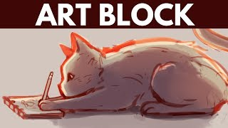 GOT ART BLOCK? 6 Helpful Tips to Cure it!