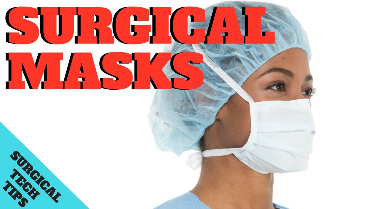 mask for surgically