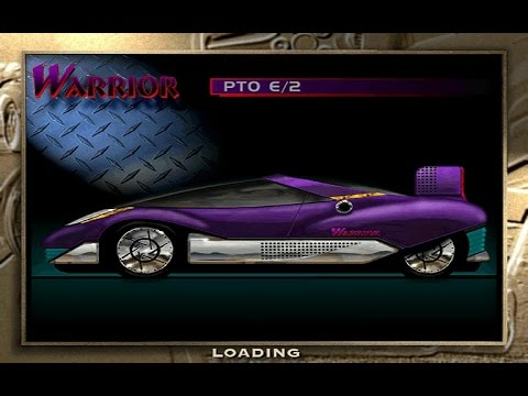 The Need For Speed Warrior PTO E 2 PC DOS 1996 EA