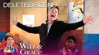 Will & grace - deleted scene: tough act to follow (digital exclusive)