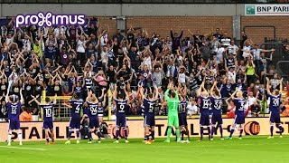 RSC Anderlecht 3-2 Sporting Charleroi