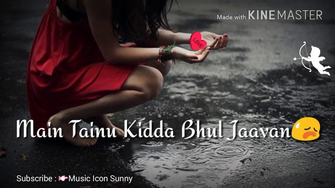 KAMLI Song By Gurinder Rai | ( Sad Punjabi Whatsapp Status ...
