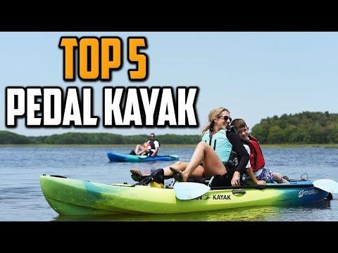 Best Pedal Kayak 2020 - Top 5 Pedal Kayaks Reviews