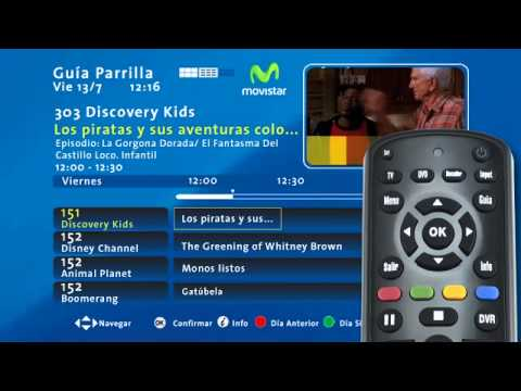 191 C 243 Mo Manejar Tu Gu 237 A De Pantalla En Tu Movistar Tv Hd
