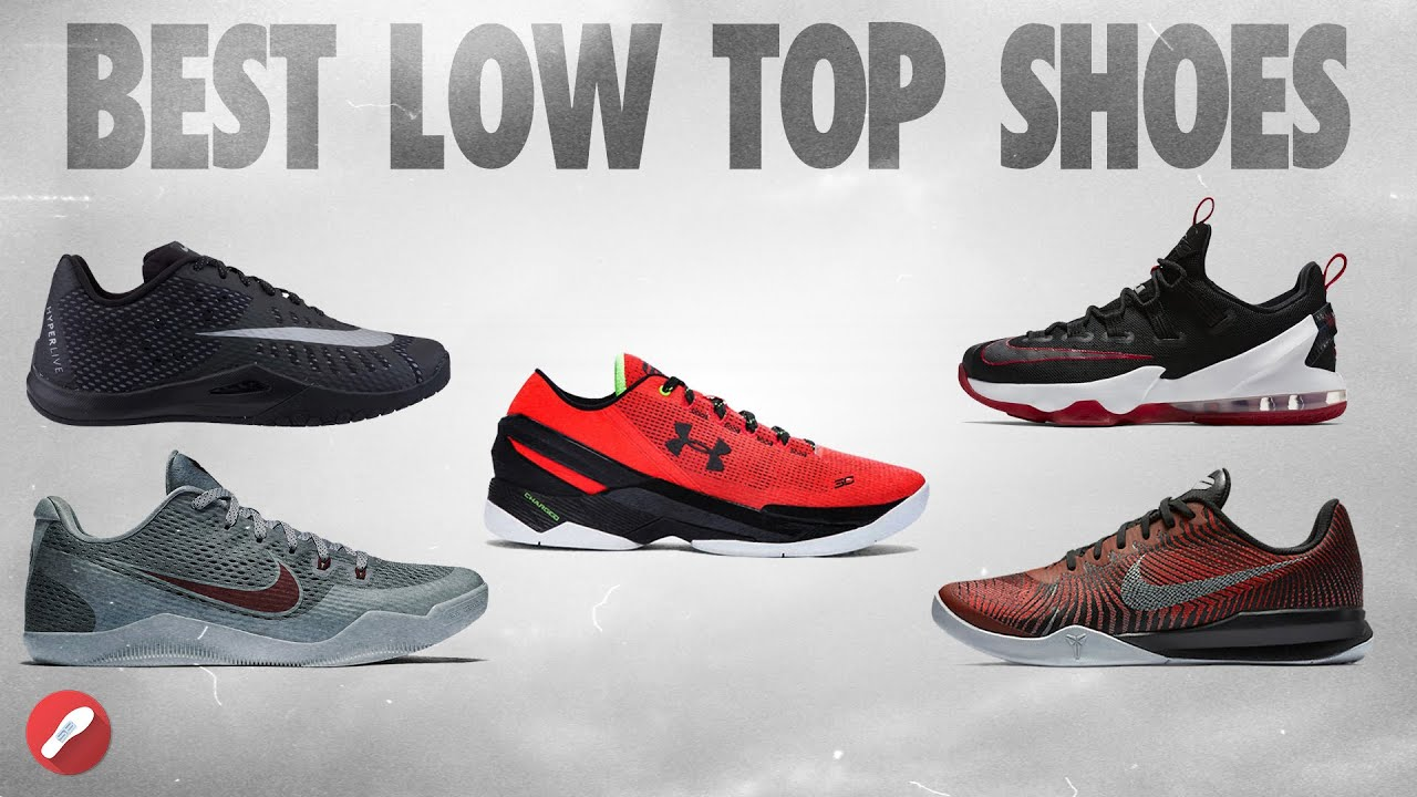 Top 5 Low Top Shoes of 2016! (May) - YouTube