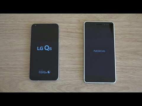 LG Q6 vs Nokia 6 - Which is Fastest?