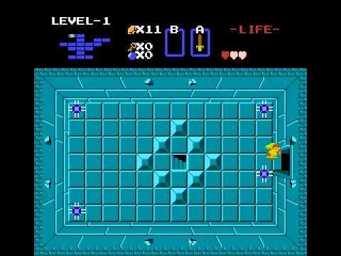 The Legend of Zelda (NES) - Glitch Gamer