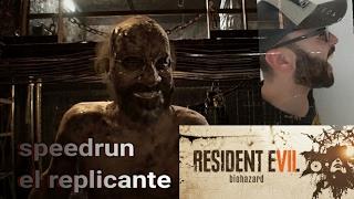 Resident evil 7| ps4 |speedrun|Español