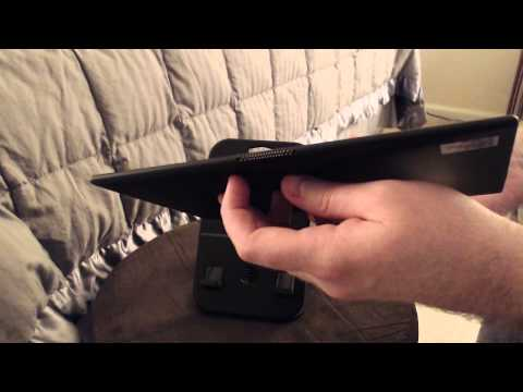 Nokia Lumia 2520 Unboxing (Black AT&T) Windows 8.1 RT Tablet