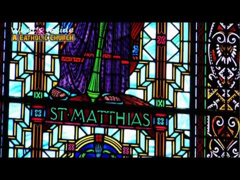 What's inside a Catholic Church EPISODE 4