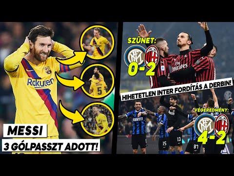 Messi-varázslat a Betis ellen!