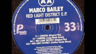 Marco Bailey - Red Light District (Original mix)