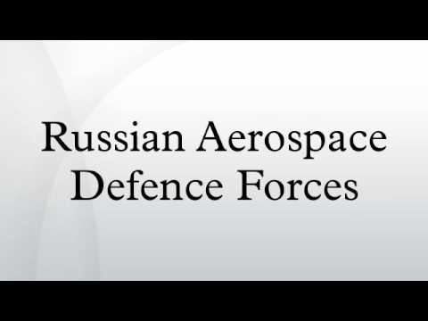 Russian Aerospace Defence Forces