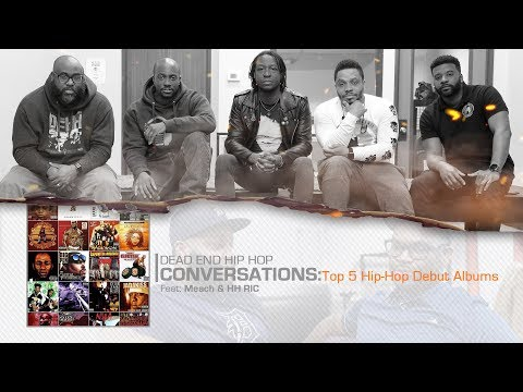 Top 5 Hip-Hop Debut Albums of All Time | DEHH Convo