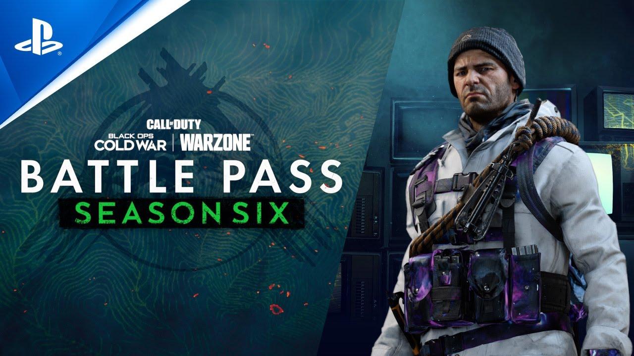 Trailer do Passe de Batalha de Call of Duty Warzone na temporada 6