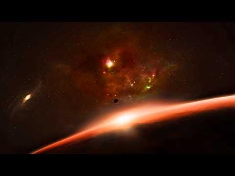 Jón Hallur - Red Glowing Dust