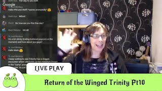 Return of the Winged Trinity Pt10. Me & My Kin