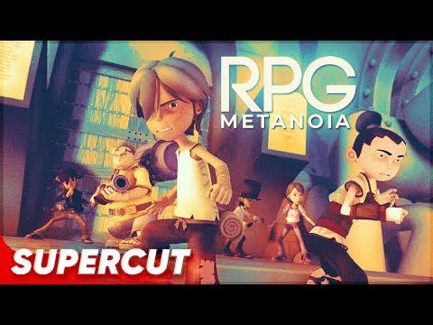 RPG METANOIA: Supercut   Zaijan Jaranilla, Vhong Navarro, Eugene Domingo