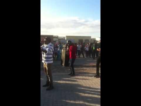 Vegita feat Ntsikane and Buntu Jobela Yoph'ukintliziyo