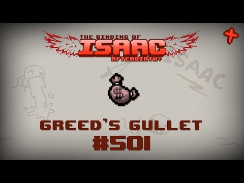 Binding of Isaac: Afterbirth+ Item guide - Greed's Gullet