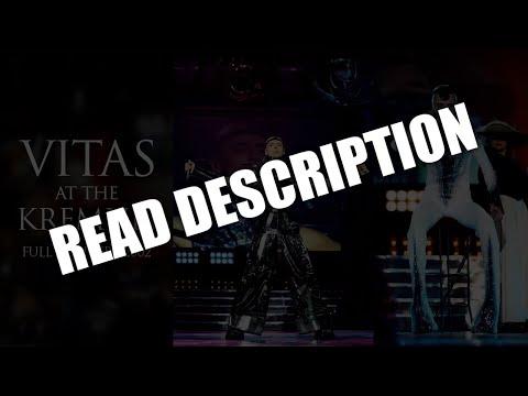 "VITAS - Full Concert: ""Опера №1"" - Live at Kremlin (Moscow, 2002)"