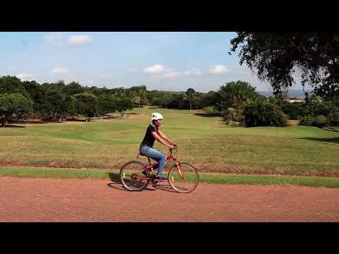 Cycling at Vipingo Ridge – Kilifi district, Kenya