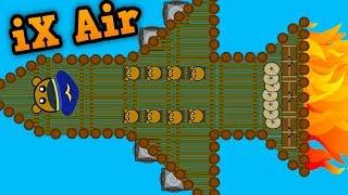 RAAAAFT.IO AIRPLANE SPOTTED!! // Biggest Raft (Raaaaft.io Update)